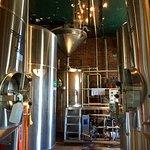 Brewery on premises