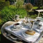 Breaksfast At Terrace