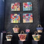 Avenue Plaza Hotel's collaboration with a local artist to uplift and promote Bicol culture.