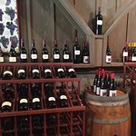 Some of the wines on sale at Ventana Vineyards.