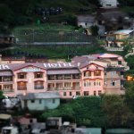 Bird Eye View of Himalaya Hotel