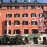 Foto de Hotel Schwarzer Adler