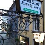 Gasthof Inselgraben Foto