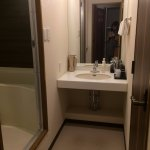 booked triple room
