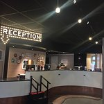 Lobby with Recetion