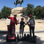 Photo of Madrid Segway