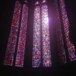 Cathedrale Stain Glass