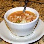 Pasta fagioli soup (Tom's favorite)