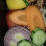 Not your average bag of limp salad.