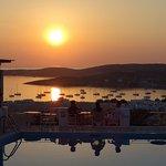 Foto de Sunset View Hotel & Apartments