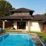 Laevis bungalow