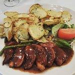 Le Magret de Canard Au Miel du Restaurant LE RELAIS GASCON