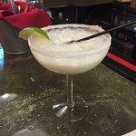 Best of the night Coconut Margarita