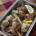 Gastronomia Sapori Di Mare Foto