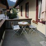 Our balcony terrace