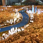 Photo of Shanghai Urban Planning Exhibition Hall