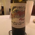 The amazing 2007 Rioja