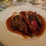 Grouse Entree