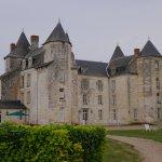 """hôtel """"le château de Marçay"""""""