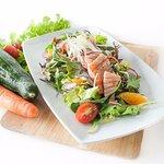 Amburi Salmon Salad