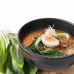 Tan tan Homeade Noodles (Mild,Medium,Hot)
