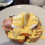Anglesey Eggs Royale