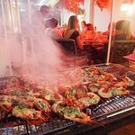 Seafood & BBQ Event