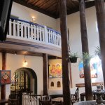 Photo of The Historic Taos Inn Lobby