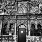 Beautiful old building - Chapel of the Boim family in Lviv