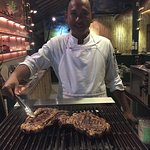 T-Bone Steaks on the FLAVOURS Grill - Bamboo Park Maenam