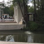 Photo de Parc Łazienki