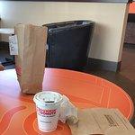 Foto van Dunkin' Donuts