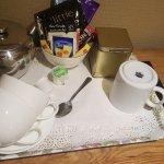 Substandard tea tray selection