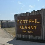 Photo of Fort Phil Kearny State Historic Site