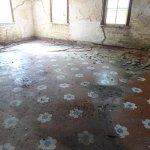 original tile floor