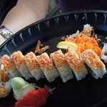 ...the Little River sushi roll