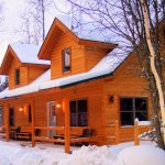 Φωτογραφία: Wintergreen Dogsledding Lodge