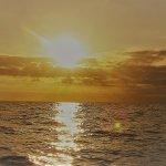 September Sunset in Cardigan Bay