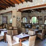 Binnen restaurant