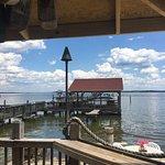 Photo de Tim's Rivershore Restaurant and Crabhouse