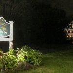 Liberty Hill Inn by night!