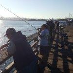 Fisherman on Alki