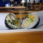 K38 Sushi Burrito