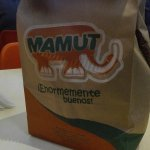 Photo of Mamut