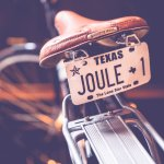 Bikes at The Joule