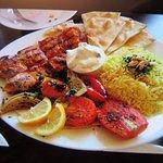 Shish Taouk w/ Chicken