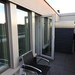 Our Balcony rm 705