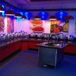 Bouffet Area Incl. Salad Bar