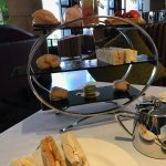 Afternoon Tea at the Piano Bar