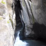Bottom section of the waterfalll.